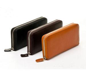 Wholesale Zipper PU Leather Wallet (W231)