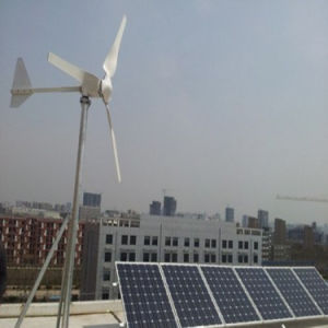 10kw Solar Wind Hybrid Power System with Complete Parts pictures & photos
