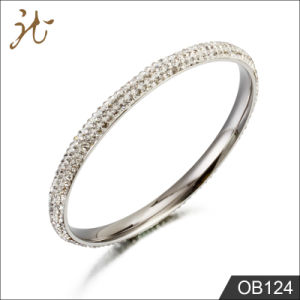 Clay Ball Full CZ Bracelet Ob124 pictures & photos