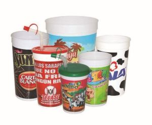 Jelly Cup Plastic Printing Machine pictures & photos