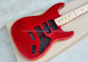 Hanhai St Style Electric Guitar Kit with Alder Body/DIY Guitar pictures & photos