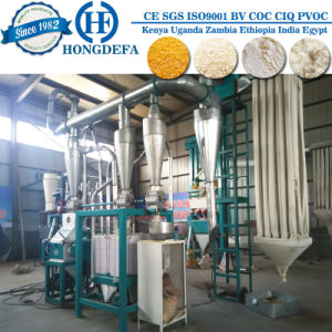 China Manufacturer Maize Mill Flour Making Machine pictures & photos