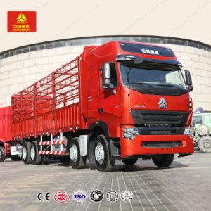 HOWO A7 12 Wheeler 50 Ton Lorry Truck / Cargo Truck pictures & photos