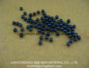 High Quality Wear Resistance Black Silicon Nitride Ceramic Ball pictures & photos