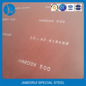 High Quality Jfe 400 450 Wear-Resisting Plate for Low Price pictures & photos