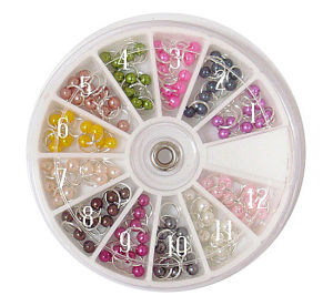 Nail Dangles for Nail Art pictures & photos