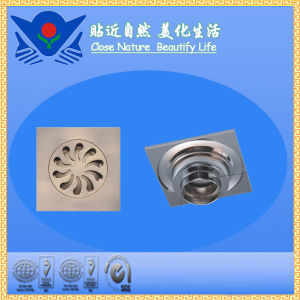 Xc-1131 High Quality Sanitary Ware Floor Drain pictures & photos