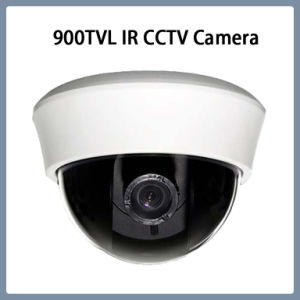 900tvl CMOS IR Varifocal Plastic Dome CCTV Security Camera pictures & photos
