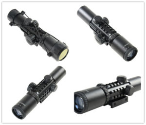 2-6X32e Range Finder Rifle Hunting Scope Monocular Telescope pictures & photos
