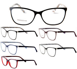 Hot Selling Cp Spectacle Eyewear Eyeglasses Optical Frames pictures & photos