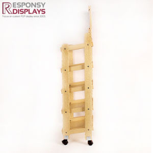 Candy Floor Wooden Display Rack Made From MDF pictures & photos