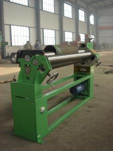 Asymmetrical Plate Rolling Roll Machine pictures & photos