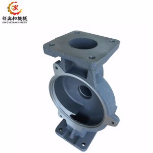 Sand Iron Casting Components for Water Usage with Powder Coating pictures & photos