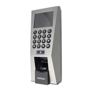 TCP/IP RS232/485 Network Fingerprint Access Control Time Attendance with Keypad LCD Screen pictures & photos