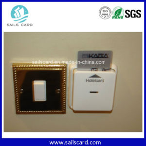 Factory Price Contactless Smart 13.56MHz RFID Hotel Key Cards pictures & photos