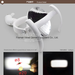 Coxo Reflectance LED Oral Light Operation Lamp pictures & photos