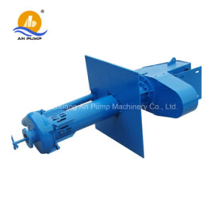 China Gold Mining High Capacity Vertical Sump Slurry Pump pictures & photos
