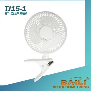 """6"""" Clip Fan with Different Color pictures & photos"""