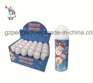High-Quality 250ml Flying Snow for Christmas Decoration pictures & photos