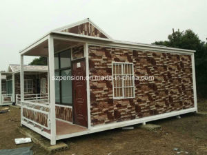 Low Profit Hot Sale Portable Mobile Prefabricated/Prefab Coffee House pictures & photos
