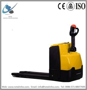 Total Forklift 1.5 Ton Electric Pallet Truck pictures & photos