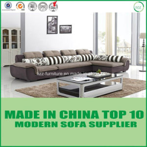 2017 Nordic Furniture Modern Fabric Sofa Bed pictures & photos