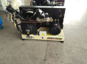 High Pressure and Three Stage Piston Air Compressor for Sale pictures & photos
