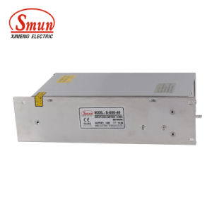 600W 12V/15V/24V/48V Switching Mode Power Supply with Ce RoHS Approved pictures & photos