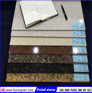 Pulati Stone Polished Porcelain Floor Tile (600X600mm VPB6015D) pictures & photos