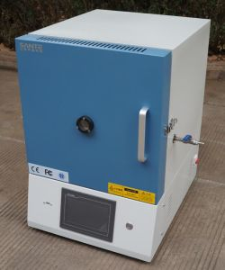 1300c High Temperature Tempering Muffle Furnace pictures & photos
