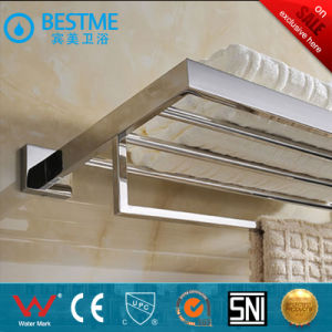 Stainless Steel Bathroom Accessories Tower Rack for Bathroom (BG-C7012) pictures & photos