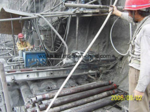 Xitan MD80A Anchor Drilling Rig (Slop Soil Nailing Rock Drill) pictures & photos
