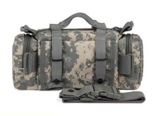 Acu Camo Tactical Shoulder Waist Pouch Bag pictures & photos