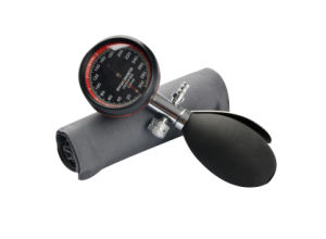 Aneroid Manual Sphygmomanometer for Medical Use pictures & photos