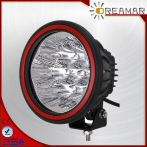 7inch 70W LED Car Driving Light with 6000K, 5000lm, IP67, RoHS Certificates pictures & photos