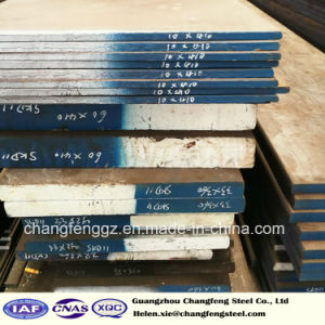 Cold Work Mould Steel Sheet 1.2379/SKD11/D2 pictures & photos