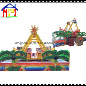 Crazy Thrilling Ride Amusement Park Equipment Blue Pirate Boat pictures & photos