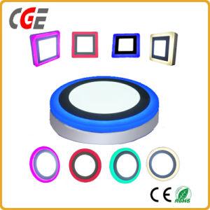 6+3W/12+4W/18+6W Square/Round LED Panel Light LED Light Panel Lighting Panel Light pictures & photos