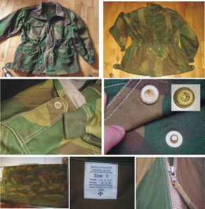 Ww2 British Denison Smock