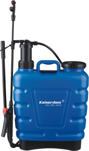 16L Knapsack/Backpack Manual Hand Agricultural Garden Sprayer (KD-16C-A012) pictures & photos