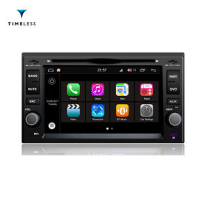 Android 7.1 S190 Platform 2 DIN Car Radio GPS Video DVD Player for Old Universal with /WiFi (TID-Q023) pictures & photos