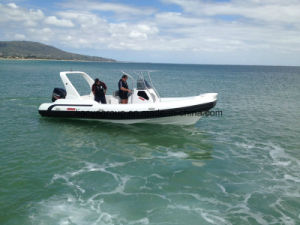 Liya Rigid Hull Inflatable Rib Boats Inflatable Tourist Boat pictures & photos