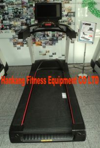 AC Deluxe Motorized Treadmill (HT-1800) pictures & photos