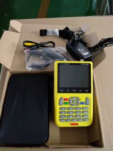 DVB-S/ S2 Satellite Finder with Compass Builded in pictures & photos