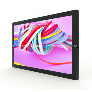 21.5 Inch Multitouch IR LCD Touch Screen Monitor with Frame pictures & photos