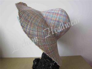 Leisure Lady Bucket Sun Hat (LB15086) pictures & photos