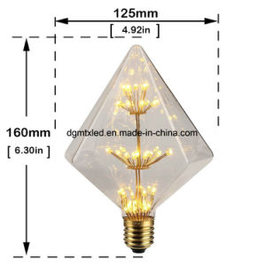 Model MTX-DS LED lighting new fashion retro starry LED bulb pictures & photos