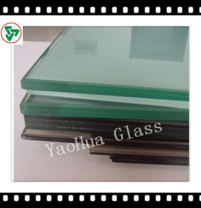 6.38-42.3mm Safety Sandwich/Laminated Glass with AS/NZS 2208-1996 pictures & photos