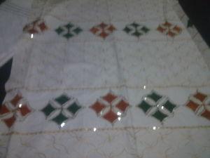 Sequins Flower Towel (004) pictures & photos