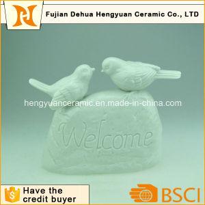 Welcome Garden Stakes Ceramic Bird Garden Decoration pictures & photos
